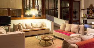 Noi卡萨阿塔卡马酒店 - 圣佩德罗-德阿塔卡马 - 客厅
