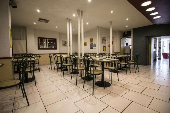 里昂酒店 - 瓦朗斯 - 餐馆