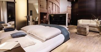 谷物市场德拉格生活酒店 - 慕尼黑 - 睡房
