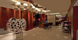 约旦洲际酒店 - 安曼 - 大厅