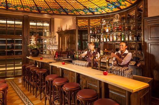 多林特三索斯柏林/波茨坦酒店 - 波茨坦 - 酒吧