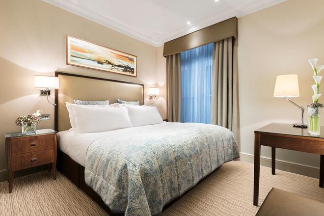 圣詹姆士庭院-阿塔酒店-伦敦 - 伦敦 - 睡房