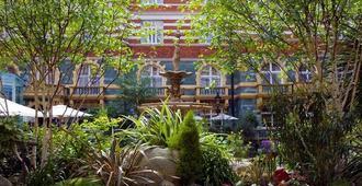圣詹姆士庭院-阿塔酒店-伦敦 - 伦敦 - 户外景观