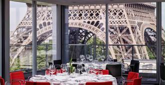 铂尔曼巴黎埃菲尔铁塔酒店 - 巴黎 - 餐馆