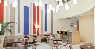 宜必思布达佩斯中心酒店 - 布达佩斯 - 餐馆