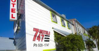 747汽车旅馆 - 惠灵顿 - 建筑