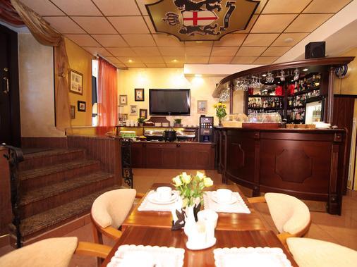圣彼得堡王朝酒店 - 圣彼德堡 - 酒吧