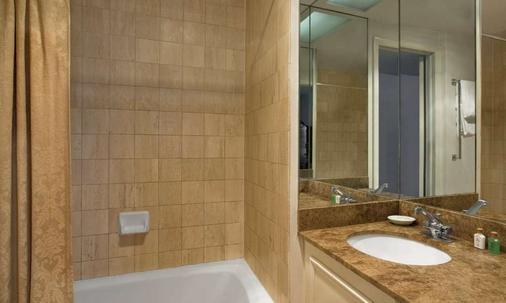 华丽一英里特里蒙特芝加哥酒店 - 芝加哥 - 浴室