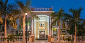 温德姆梅里达酒店 - 梅里达 - 建筑