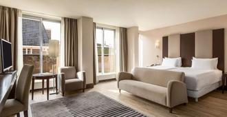 阿姆斯特丹中心nh酒店 - 阿姆斯特丹 - 睡房