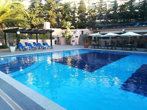 巴拉亚马酒店 - 阿尔布费拉 - 游泳池