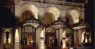 旧金山马克霍普金斯洲际酒店 - 旧金山 - 建筑