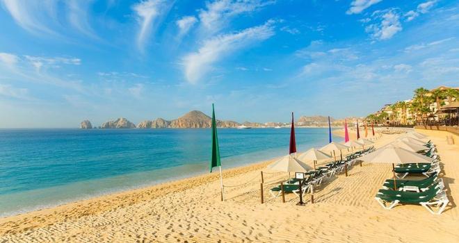 帕尔马海滩别墅Spa度假酒店 - 卡波圣卢卡斯 - 海滩
