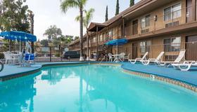 圣贝纳迪诺温德姆戴斯酒店 - 圣贝纳迪诺 - 游泳池