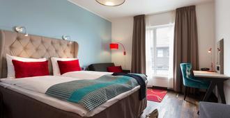 斯堪迪克斯塔万格市酒店 - 斯塔万格 - 睡房