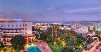 明萨酒店 - 丹吉尔 - 游泳池