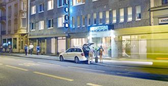 韦特施泰因酒店 - 巴塞尔 - 建筑