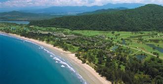 佳蓝汶莱度假村 - 亚庇 - 海滩