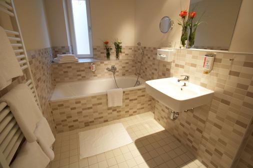 斯比特尔马克西佳酒店 - 柏林 - 浴室