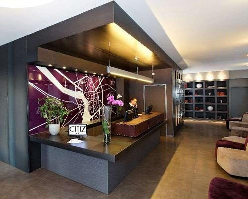 斯特兹酒店 - 图卢兹 - 柜台