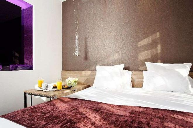 斯特兹酒店 - 图卢兹 - 睡房