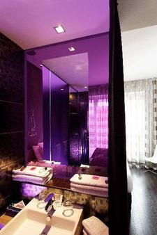 斯特兹酒店 - 图卢兹 - 浴室