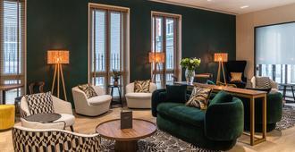 索霍纳德勒酒店 - 伦敦 - 客厅