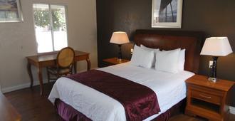 海威侯斯特汽车旅馆 - 帕萨迪纳 - 睡房
