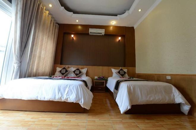 河内运动酒店 - 河内 - 睡房