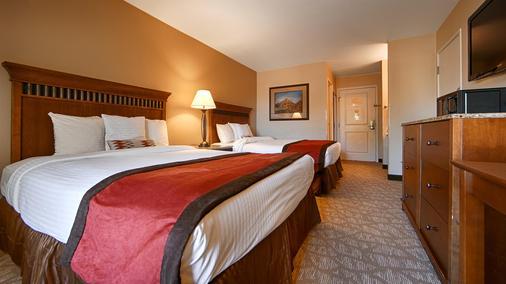 西佳丹佛西南酒店 - 莱克伍德 - 睡房