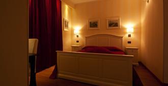 威尼斯豪庭住宿加早餐酒店 - 特拉帕尼 - 睡房