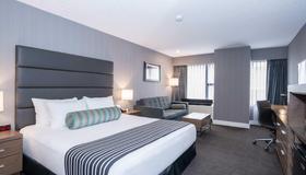 桑德曼招牌卡加利市中心酒店 - 卡尔加里 - 睡房