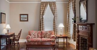 弗雷德里克之家飯店 - 斯汤顿 - 客厅