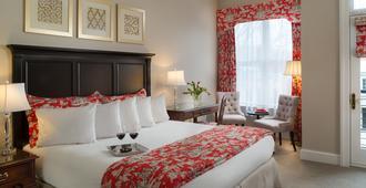 萨拉托加阿姆斯酒店 - 萨拉托加斯普林斯 - 睡房