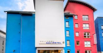 荷里路德公寓酒店 - 爱丁堡 - 建筑