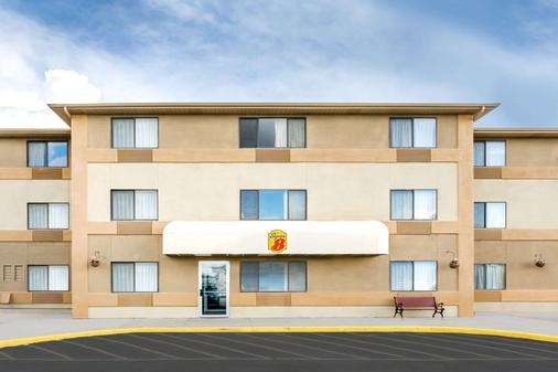 雪松城速8酒店 - 雪松城 - 建筑