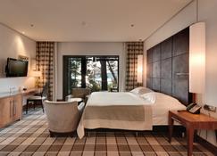 蒙特穆里尼梅斯塔酒店 - 罗维尼 - 睡房