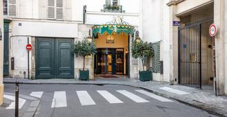 布玛尔查别墅酒店 - 巴黎 - 建筑