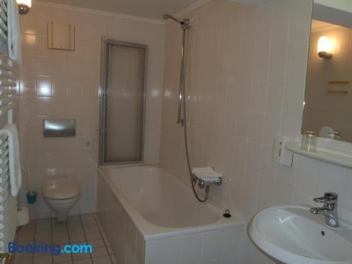 布斯克鲁格公园酒店 - 柏林 - 浴室