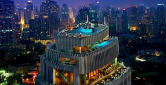 曼谷苏克哈姆维特万豪酒店 - 曼谷 - 户外景观