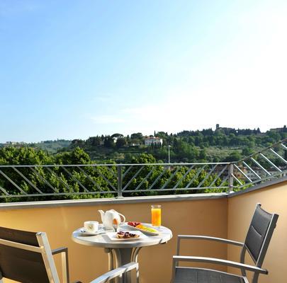 Fh地中海大酒店 - 佛罗伦萨 - 阳台