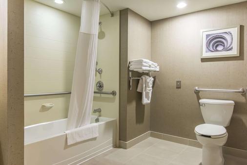 阿桑德酒店集团旗下夸特洛酒店及会议中心 - 苏圣玛丽 - 浴室