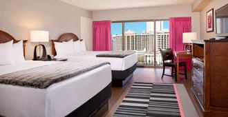 拉斯维加斯弗拉明戈赌场酒店 - 拉斯维加斯 - 睡房