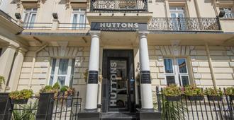 胡顿酒店 - 伦敦 - 建筑