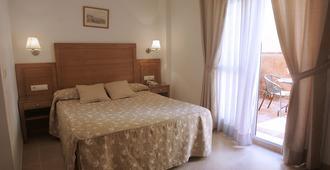 戈廷酒店 - 马拉加 - 睡房