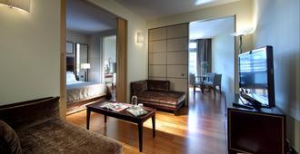 欧洲之星玛莲娜大酒店 - 巴塞罗那 - 客厅