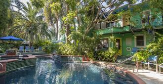 绿屋酒店 - 新奥尔良 - 游泳池