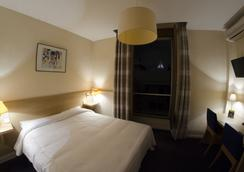 诺德酒店 - 阿讷西 - 睡房