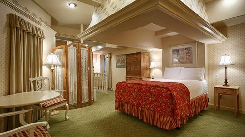 西佳外婆家羽毛床酒店 - 朱诺 - 睡房