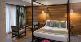 班加罗尔公园酒店 - 班加罗尔 - 睡房